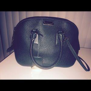 Burberry Orchard Leather Handbag