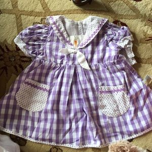 Bunnies by the bay Dresses & Skirts - Girls dress never been wore
