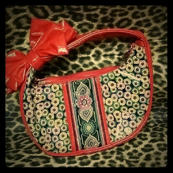 Vera Bradley Bags Frill Collection Hobo Bag Poshmark