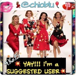 🎉Yay!!! I am a Suggested User as of 4.16.15!!🎉