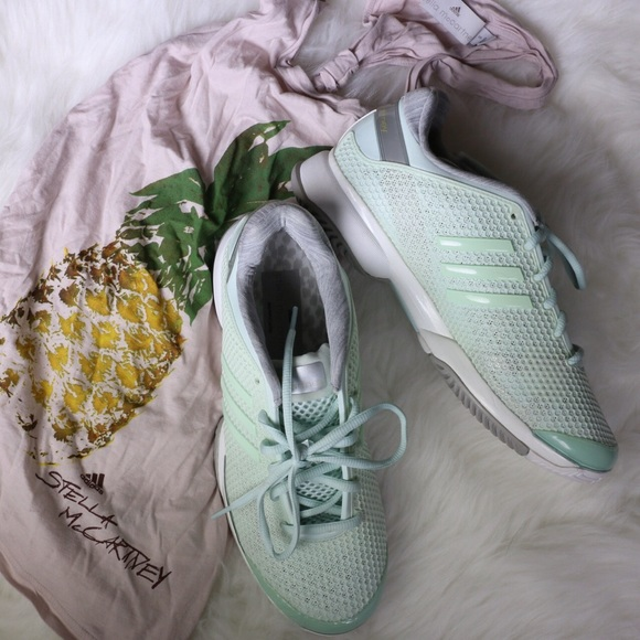 Adidas x Stella Mccartney Barricade Sneakers