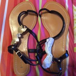 Sandals. Shoes