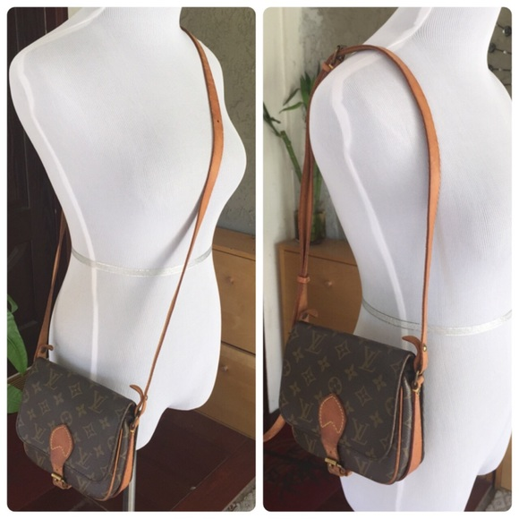 abcdc07f0f4c Louis Vuitton Handbags - Louis Vuitton mini Cartouchiere monogram crossbody