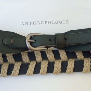 Anthropologie Accessories - NEW Leather belt