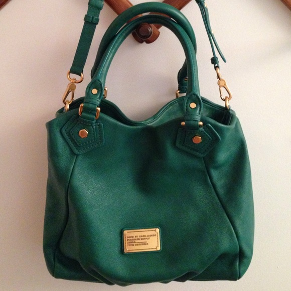 9bb75db6cd5d Marc by Marc Jacobs Bags | Classic Q Fran Handbag | Poshmark