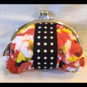 Jones New York small colorful clutch. NWOT
