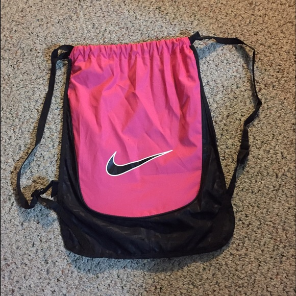 65% off Nike Other - Nike drawstring bag from Allie's closet on ...
