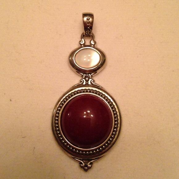 Lia sophia jewelry lisa slidependant poshmark lia sophia lisa slidependant aloadofball Choice Image