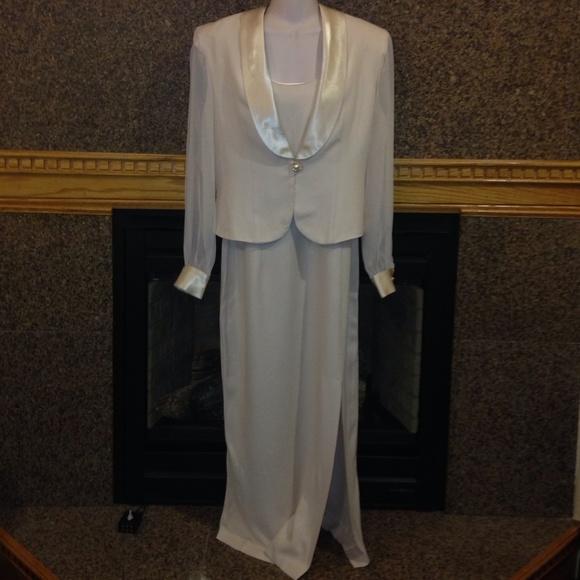 Jr Nites Petites By Caliendo Dresses Formal Dress With Jacket