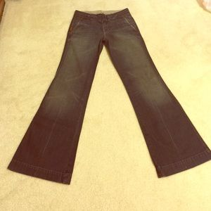 7 Seven For All Mankind Trouse Flare Jeans