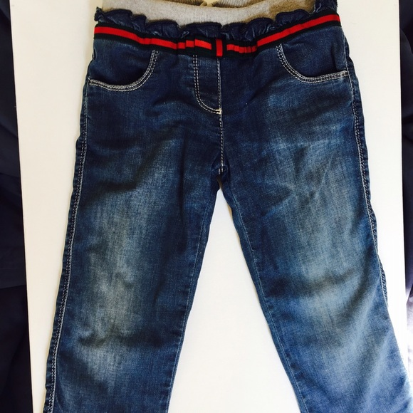 fa98d784ab3c Gucci Other - Baby girls toddler Gucci jeans