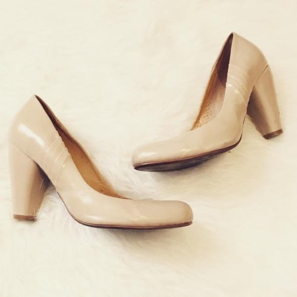 a903472f603 ALDO Shoes - ALDO Nude Pumps - Low Heel