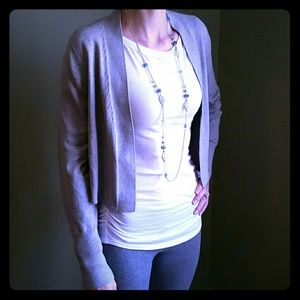 NWT Banana Republic S Grey Sweater