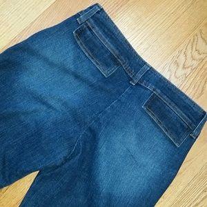 J. Crew Capri Jeans
