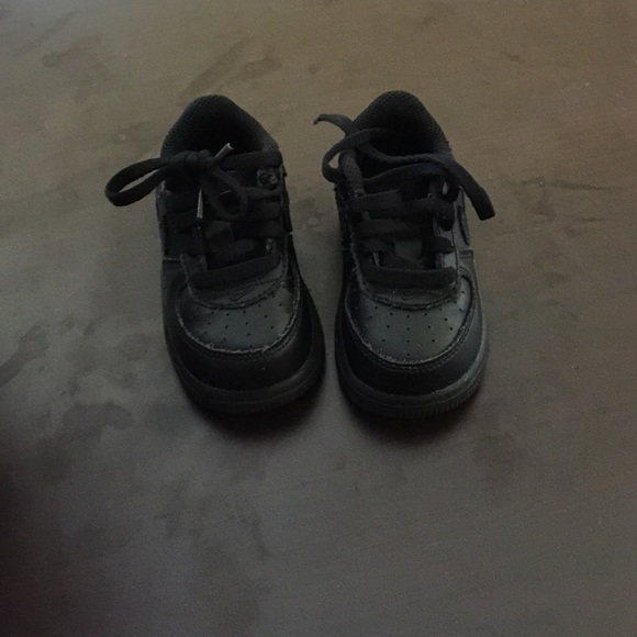 off Nike Shoes Infant toddler Air Force ones 5C