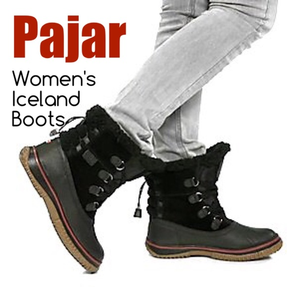 1154264a2 Pajar Shoes | Womens Iceland Ankle Boots Size 37 665 | Poshmark