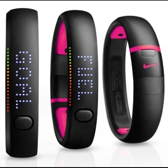 33 off nike other sold pink nike fuel band from carly