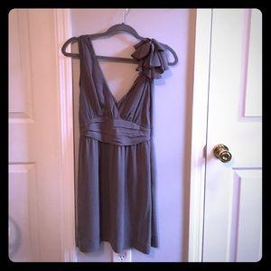 Lush Dresses & Skirts - Gray Lush cocktail dress