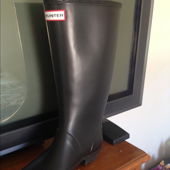 Wide Rain Boots - Cr Boot