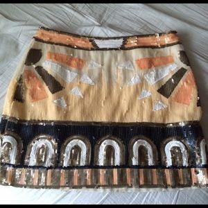 Dresses & Skirts - Luna boutique sequin mini skirt