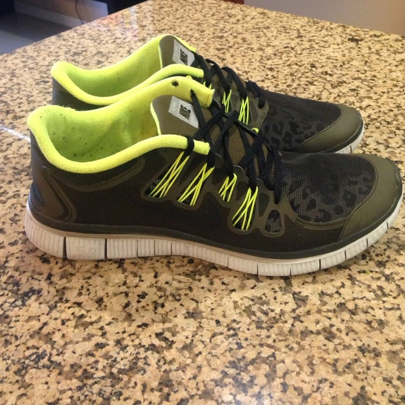 Mens Nike Free 5.0 shield