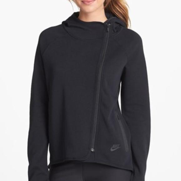 nike tech fleece hoodie womens 2015