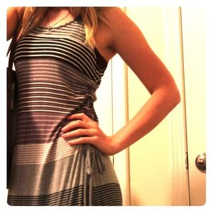 MAXI striped dress!!