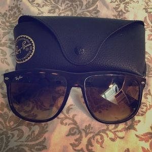 Ray-Ban Accessories - Brown Tortious Authentic Raybans