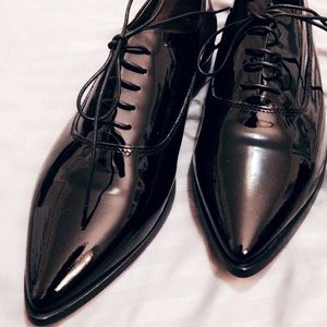 Attilio Giusti Leombruni double sole Oxfords