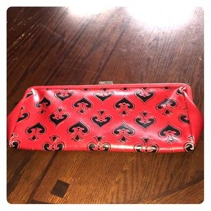 Lux de Ville hijinx Kisslock purse rockabilly
