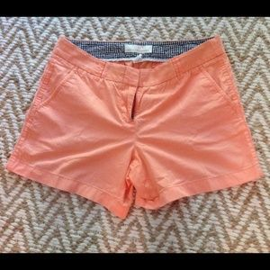 J. Crew Other - 🆕 JCF light coral broken in chino shorts