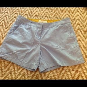 J. Crew Other - 🆕 JCF Pastel Blue Broken In Chino Shorts