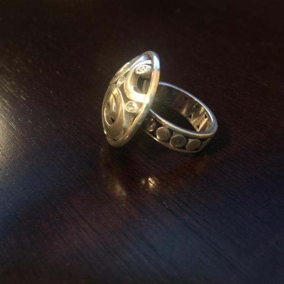 60 brighton jewelry sterling silver brighton ring