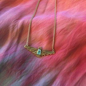 ❁ { New } Free Bird Navajo Necklace