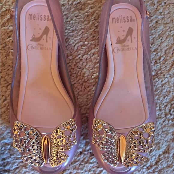 Melissa Shoes | Cinderella Mini Melissa