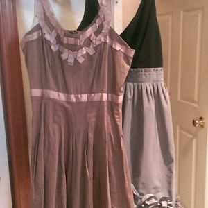 dress in front is for sale