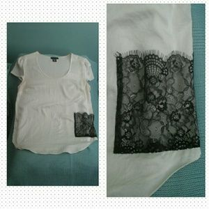 Apostrophe Tops - Ladies spring or summer top