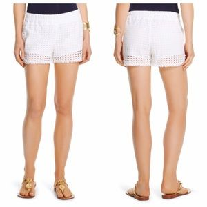 SALE Lilly Pulitzer for Target White Eyelet Shorts