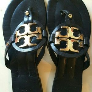 100% AUTHENTIC Tory Burch Miller Sandals
