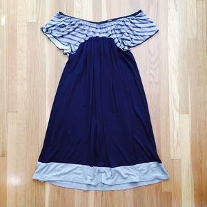 BDG Off-the-shoulder Dress