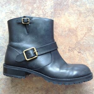 Marc Jacobs Shoes - NEW MARC Jacobs black leather boots 38.5 / 8.5