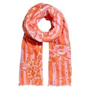 Accessories - Lilly Pulitzer for Target Giraffe Print Scarf