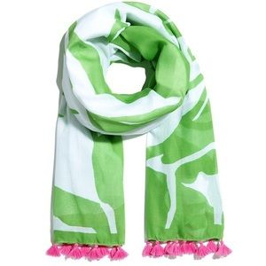 Accessories - Lilly Pulitzer for Target Palm Print Scarf