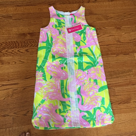 Sold Lilly Pulitzer Target Shift Dress Nwt