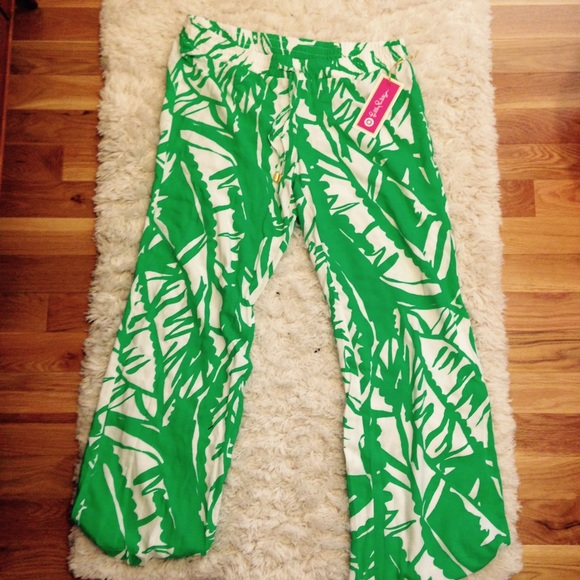 c182c072b0 Lilly Pulitzer Pants | Target Palazzo Boom Boom | Poshmark
