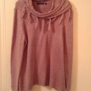 Notations Sweaters - Dressy sweater with sparkly thread NWOT