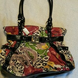 Gia Milani  Handbags - Floral purse