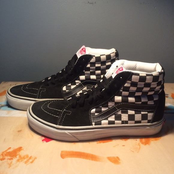 50% off Vans Shoes - Vans off the wall; high tops from ...