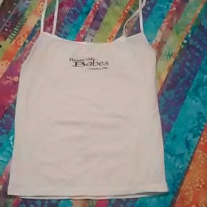 House of babes large tank top