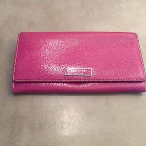 Kate Spade Wellesley Remy wallet
